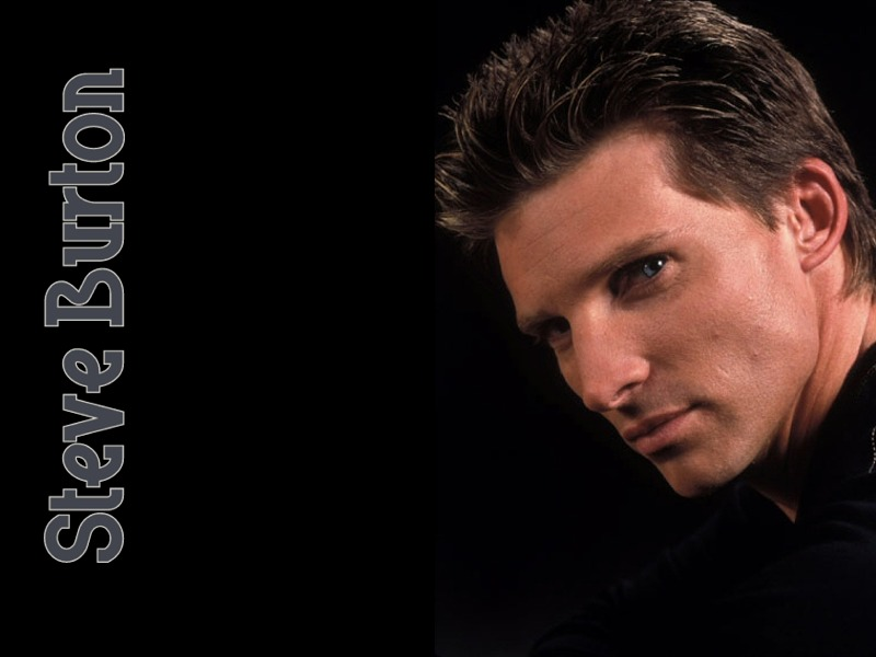 Steve Burton Wallpaper