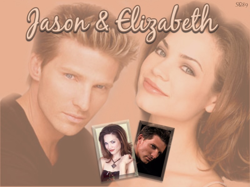 Jason & Elizabeth Wallpaper