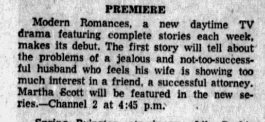 Modern Romances premiere.jpg