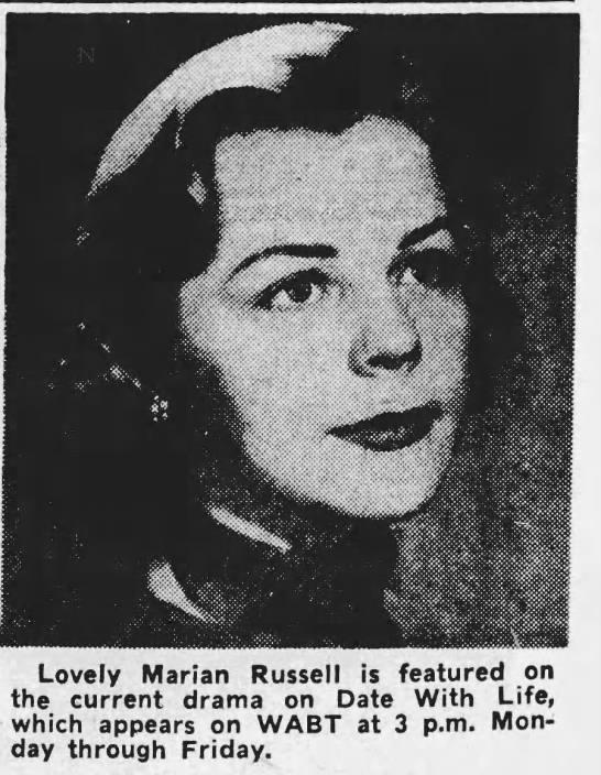 Date with Life Marian Russell.jpg